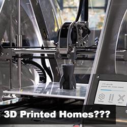 1714: 3D Printed Home Myths & Inflation Induced Debt Destruction