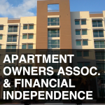 CW 487 - Benefits of the Apartment Owners Association & Financial Independence