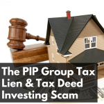 CW 718 FBF - The PIP Group Tax Lien & Tax Deed Investing Scam with Former PIP-WEST Client Florence Hamler