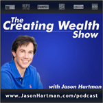 Creating Wealth Show logo itunes 1400x1400
