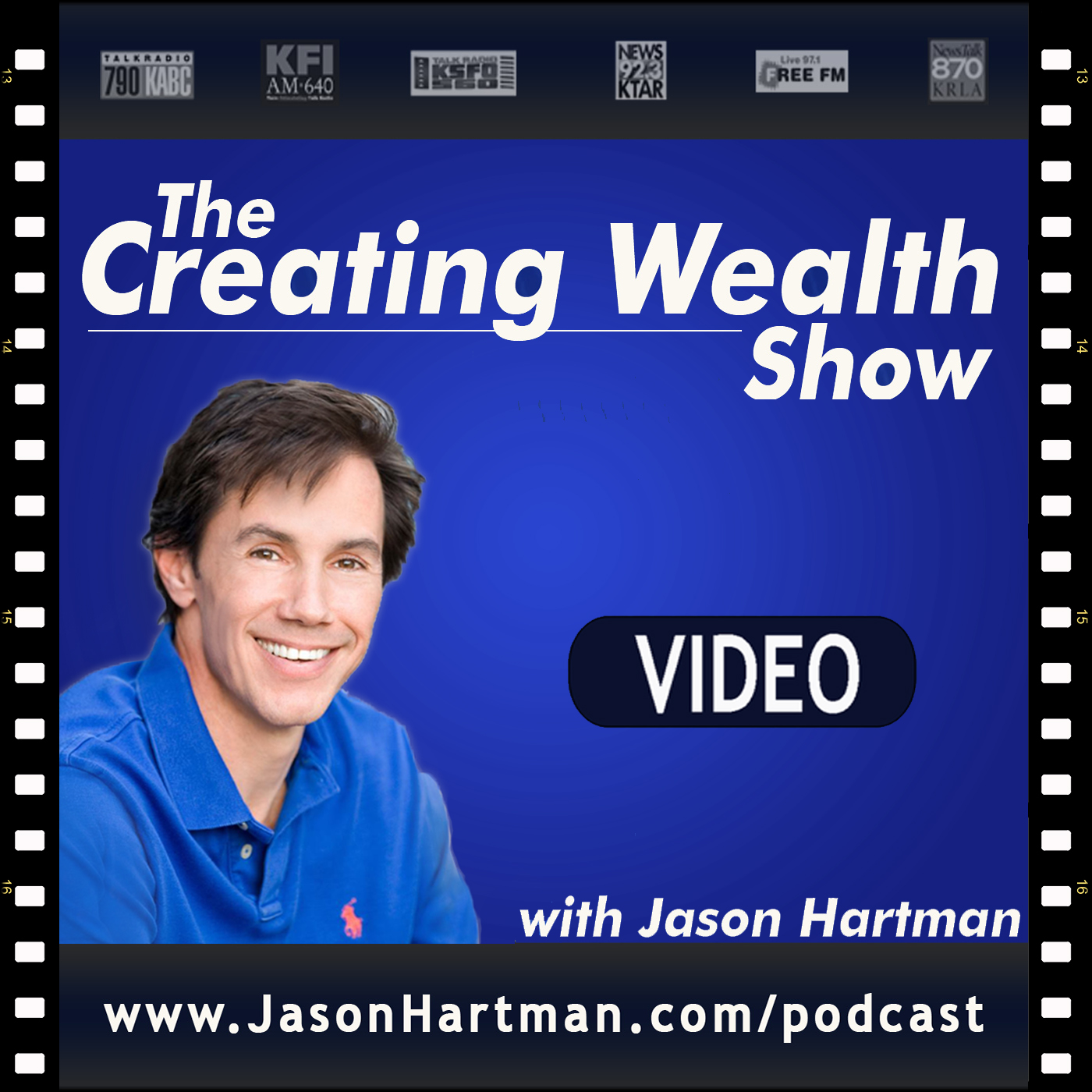 Creating Wealth Video Podcast with Jason Hartman | No-Hype Real Estate Investing Strategies for Achieving Financial Freedom