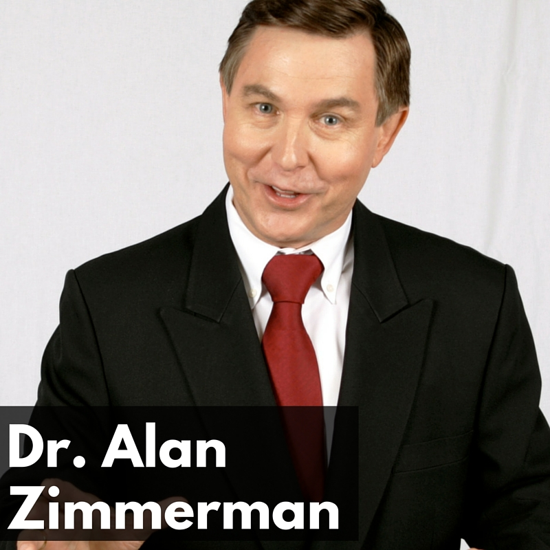 1710 FBF: How One Simple Turn in Attitude Can Lead to Success with Dr. Alan Zimmerman