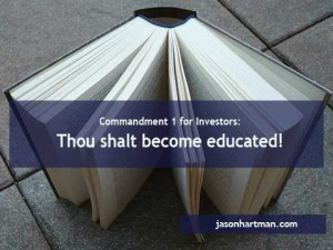 10 Commandments of Inveting #1
