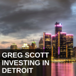 CW 548 - Greg Scott Investing in Detroit - How Self Driving Cars May Change the Landscape of Real Estate and Make You a Nomad
