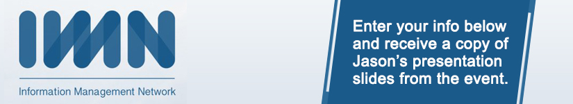 IMN landing page header