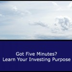 Learn Your Investing Purpose