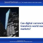 Can Digital Money Change the World?