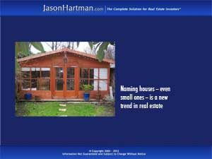 Whats in a Name? Big Bucks in the Housing World | Jason