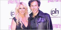 Jason Hartman with Britney Spears