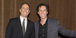 Jason Hartman with Jerry Seinfeld