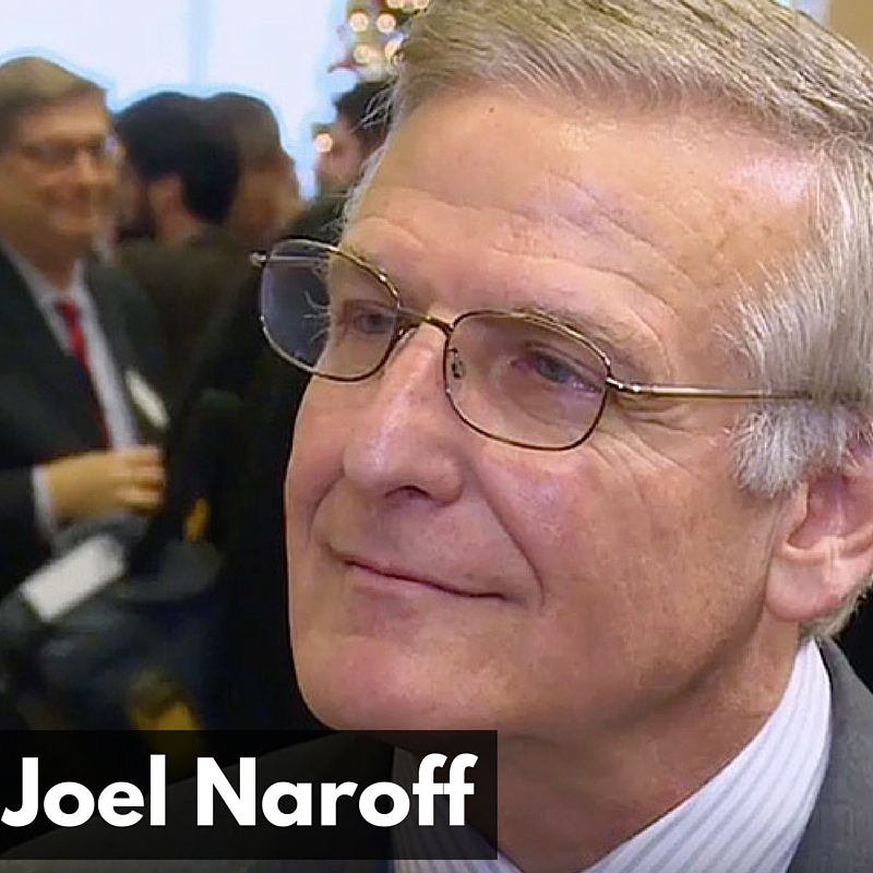 1594 FBF: Importing Deflation & Globalization with Joel Naroff Author of 'Big Picture Economics: How to Navigate the New Global Economy'