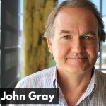 CW 670 FBF - John Gray – NY Times Bestselling Author of 'Men Are From Mars, Women Are From Venus'