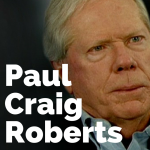 CW 468 - Co-founder of Reaganomics, Paul Craig Roberts