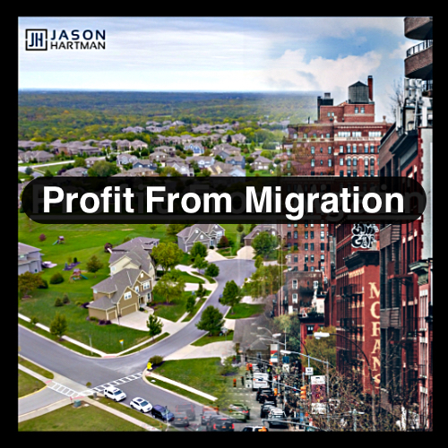 How the Post COVID-19 Migration to the Suburbs Affects Real Estate Investing