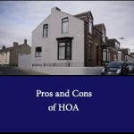 Pros and Cons of HOA