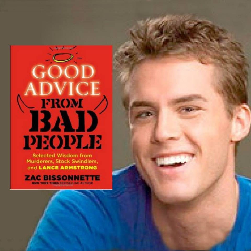 4fc2374f5db CW 398  Wall Street Stock Swindlers   Student Debt with Zac Bissonnette  Author of  Good Advice From Bad People
