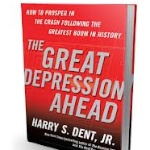 "CW 352 – ""The Great Depression Ahead"" with Harry Dent"