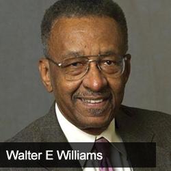 1614 FBF: Sensible Investing & Walter E. Williams, American Contempt for Liberty, Race & Economics, Liberty Versus the Tyranny of Socialism